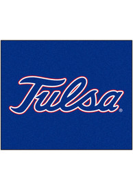 Tulsa Golden Hurricanes 60x71 Tailgater Mat Other Tailgate