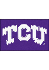 TCU Horned Frogs 19x30 Interior Rug