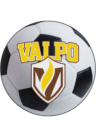 Valparaiso Crusaders 27 Soccer Ball Interior Rug
