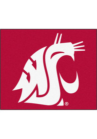Washington State Cougars 60x71 Tailgater Mat Outdoor Mat