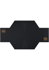 Sports Licensing Solutions Western Michigan Broncos Motorcycle Car Mat - Black