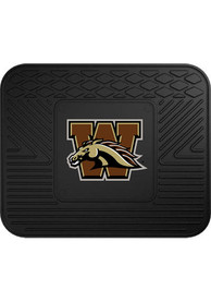 Sports Licensing Solutions Western Michigan Broncos 14x17 Utility Car Mat - Black