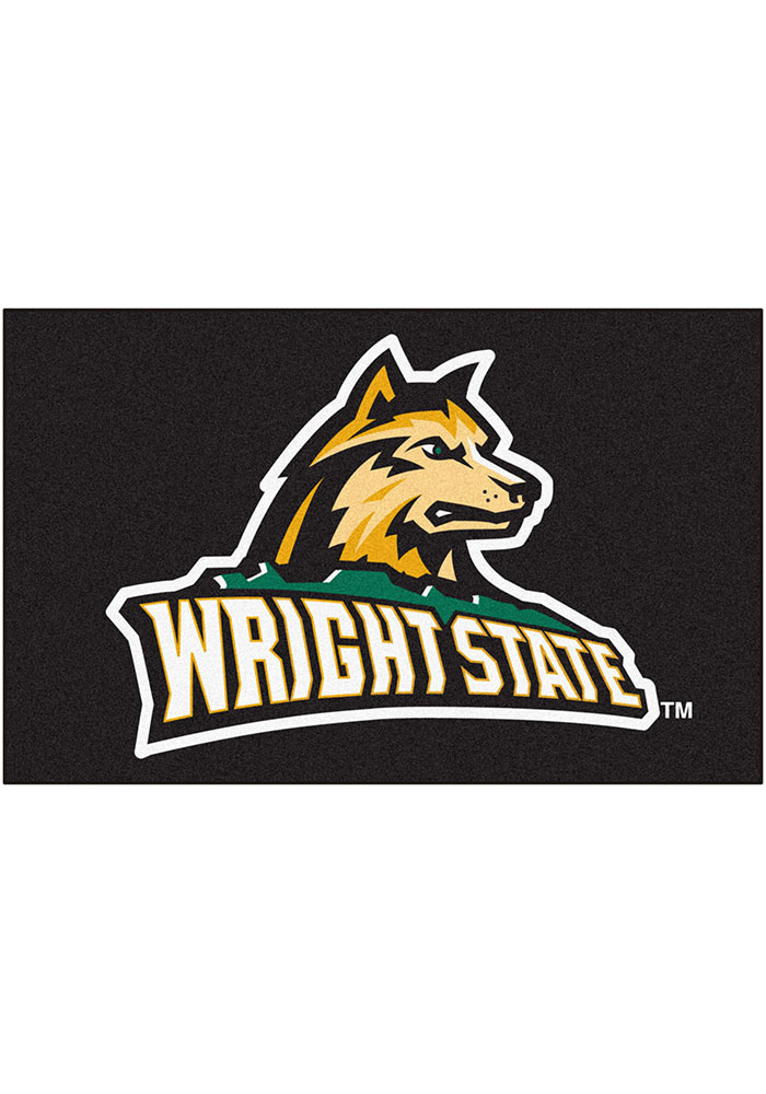 Wright State Raiders 60x90 Ultimat Outdoor Mat - Image 1