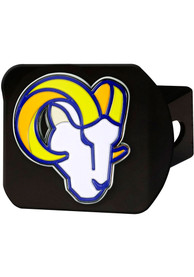 Los Angeles Rams Color Logo Car Accessory Hitch Cover