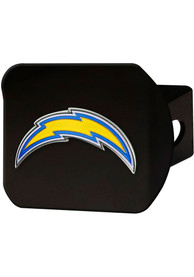 Los Angeles Chargers Color Logo Car Accessory Hitch Cover