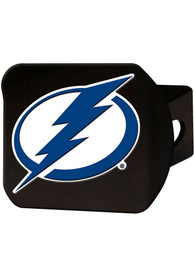 Tampa Bay Lightning Color Logo Car Accessory Hitch Cover