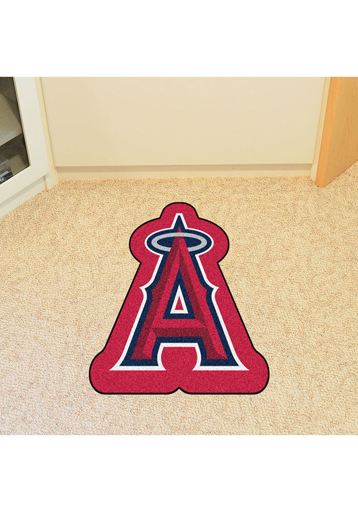 Los Angeles Angels Mascot Interior Rug - Image 2