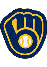 Milwaukee Brewers Mascot Interior Rug