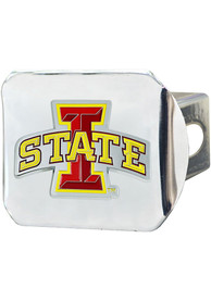 Iowa State Cyclones Color Logo Car Accessory Hitch Cover