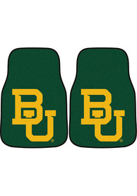 Sports Licensing Solutions Baylor Bears 2-Piece Carpet Car Mat - Black