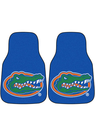 Florida Gators 2-Piece Carpet Car Mat
