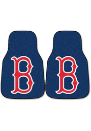 Boston Red Sox 2-Piece Carpet Auto Car Mat
