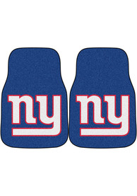 Sports Licensing Solutions New York Giants 2-Piece Carpet Car Mat - Red
