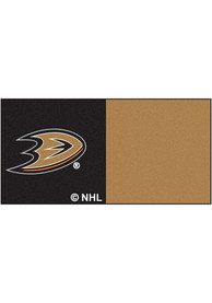 Anaheim Ducks 18x18 Team Tiles Interior Rug