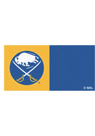 Buffalo Sabres 18x18 Team Tiles Interior Rug