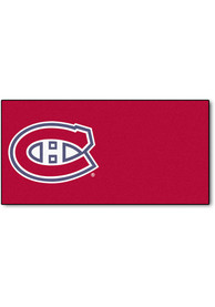 Montreal Canadiens 18x18 Team Tiles Interior Rug