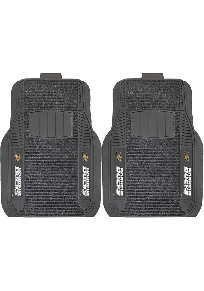 Sports Licensing Solutions Anaheim Ducks 20x27 Deluxe Car Mat - Black - Image 1