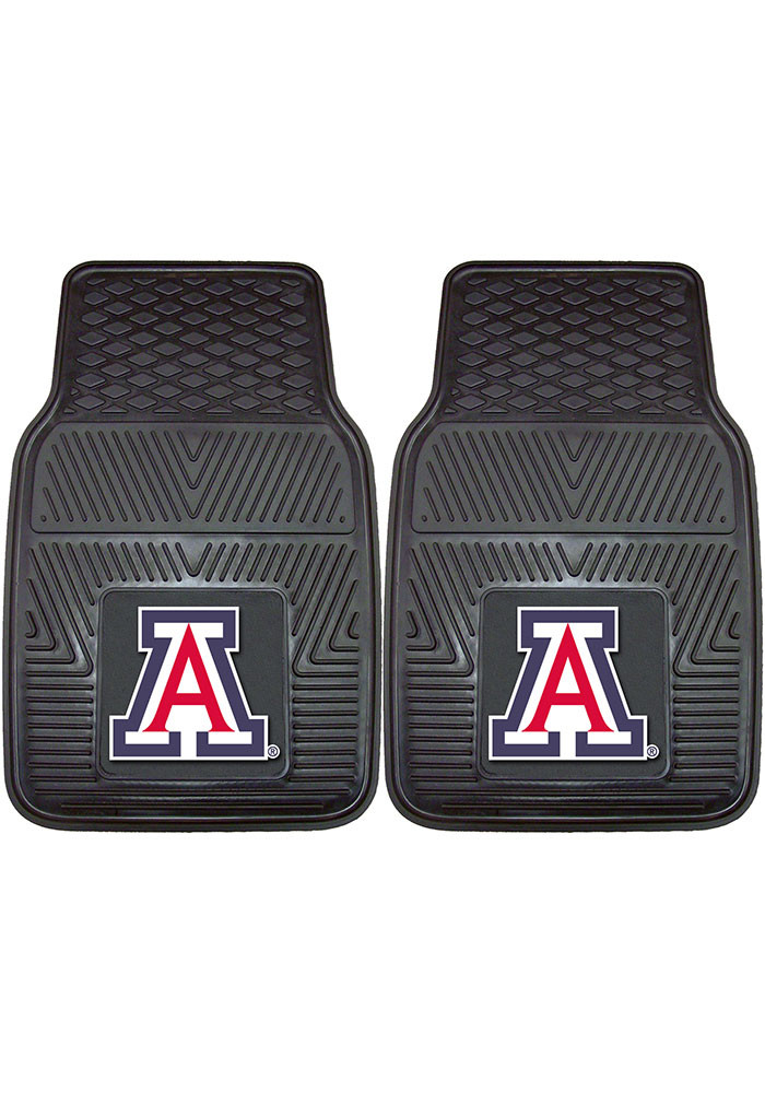 Arizona Wildcats 18x27 Vinyl Car Mat - Image 1