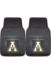 Appalachian State Mountaineers 18x27 Vinyl Car Mat
