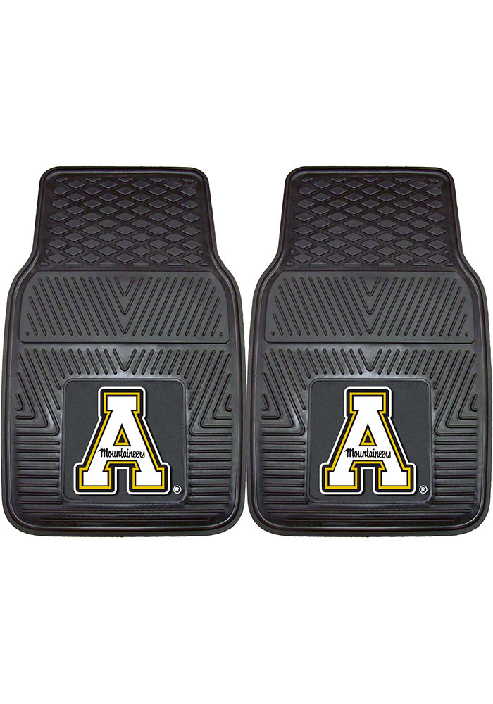 Appalachian State Mountaineers 18x27 Vinyl Car Mat - Image 1
