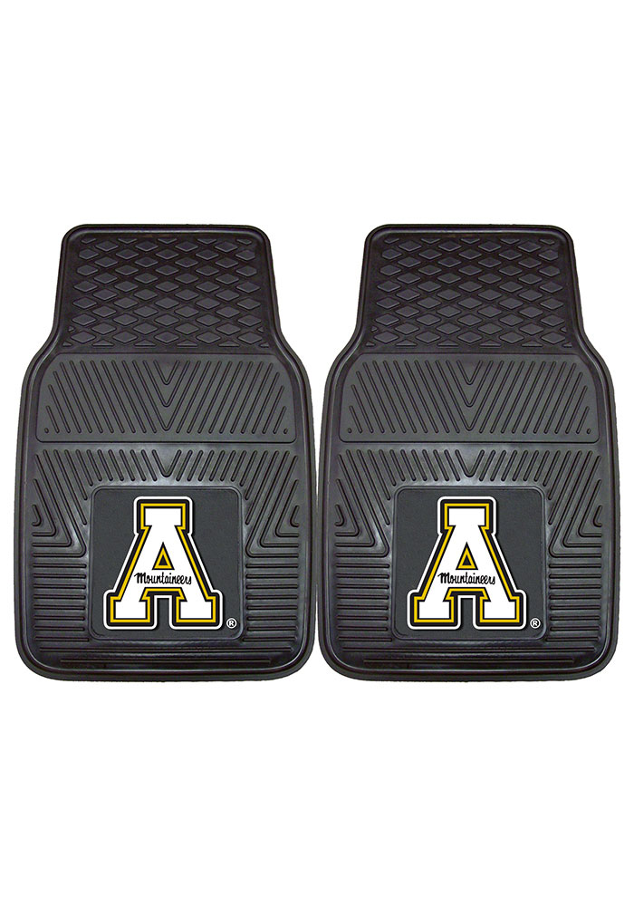 Appalachian State Mountaineers 18x27 Vinyl Car Mat - Image 2