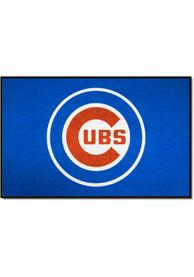 Chicago Cubs 19x30 Starter Interior Rug