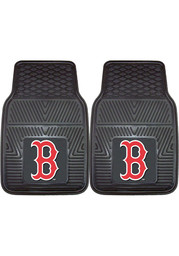 Boston Red Sox 18x27 Vinyl Auto Car Mat