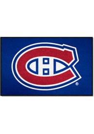 Montreal Canadiens 19x30 Starter Interior Rug