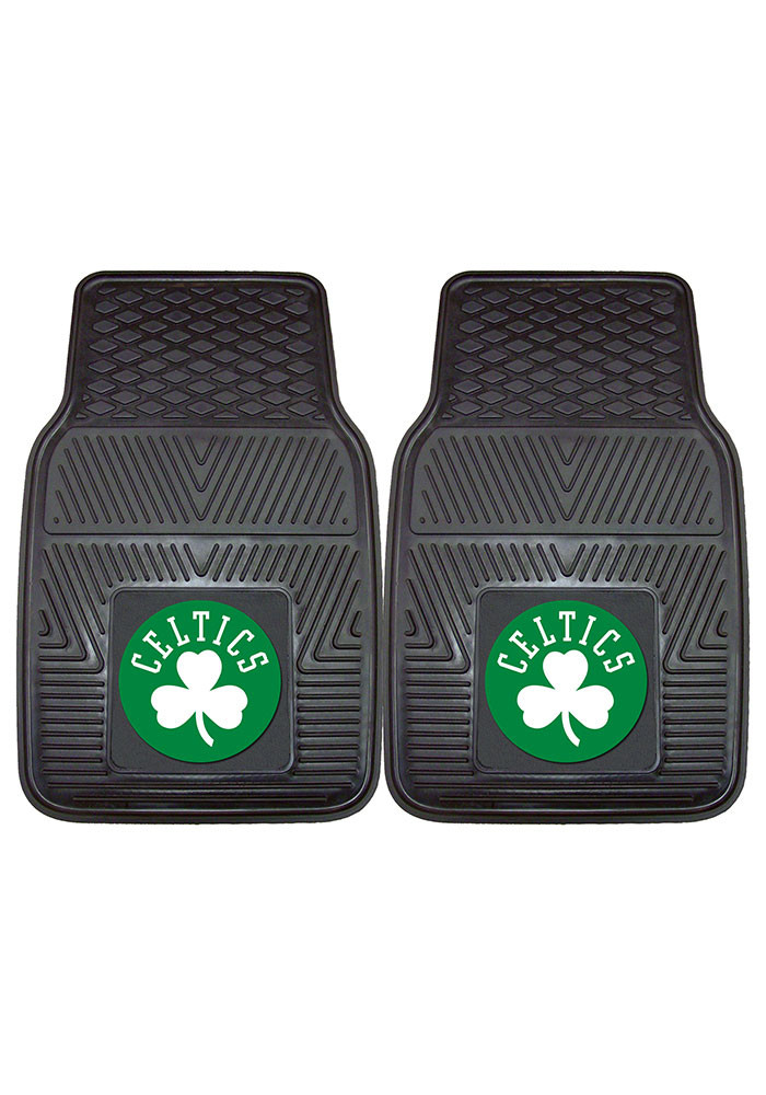 Boston Celtics 18x27 Vinyl Car Mat - Image 2