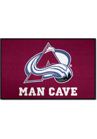 Colorado Avs 19x30 Starter Interior Rug