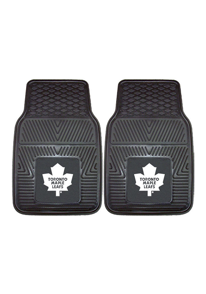 Sports Licensing Solutions Toronto Maple Leafs 18x27 Vinyl Car Mat - Black - Image 2