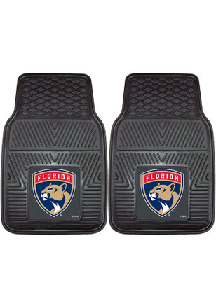Florida Panthers 18x27 Vinyl Car Mat