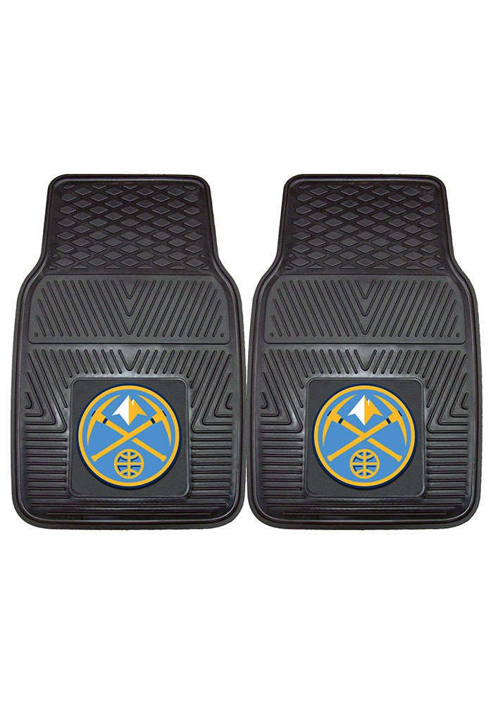 Denver Nuggets 18x27 Vinyl Car Mat - Image 2