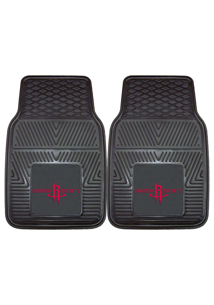 Houston Rockets 18x27 Vinyl Car Mat - Image 2