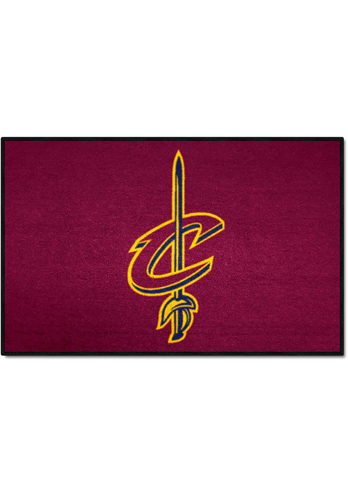 Cleveland Cavaliers 19x30 Starter Interior Rug - Image 1