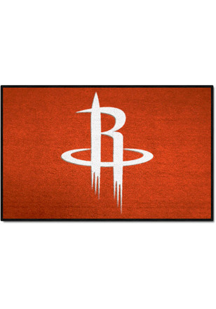 Houston Rockets 19x30 Starter Interior Rug