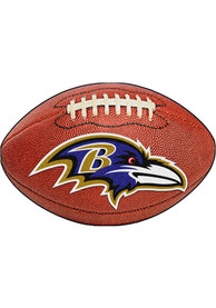 Baltimore Ravens 22x35 Football Interior Rug