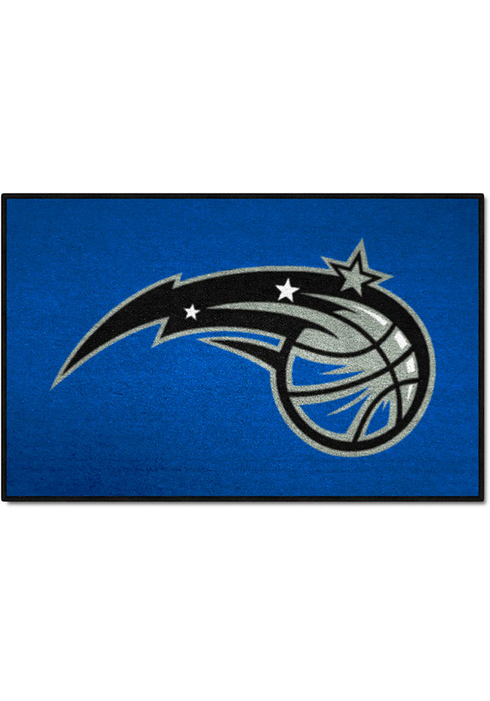 Orlando Magic 19x30 Starter Interior Rug - Image 1