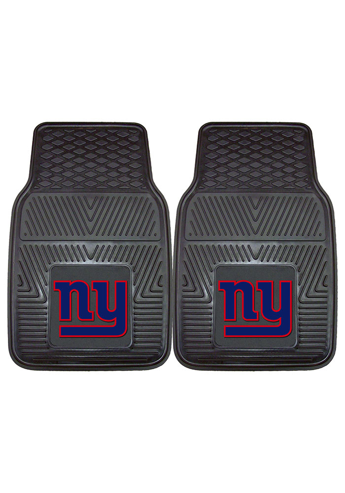 Sports Licensing Solutions New York Giants 18x27 Vinyl Car Mat - Black - Image 2
