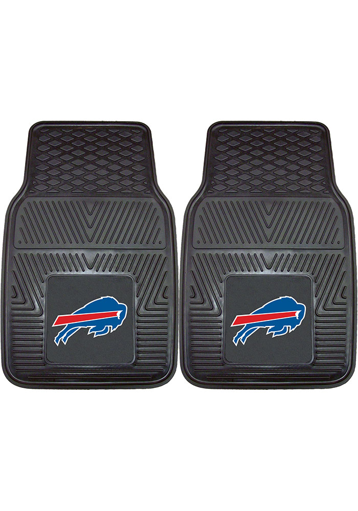 Buffalo Bills 18x27 Vinyl Car Mat - Image 1