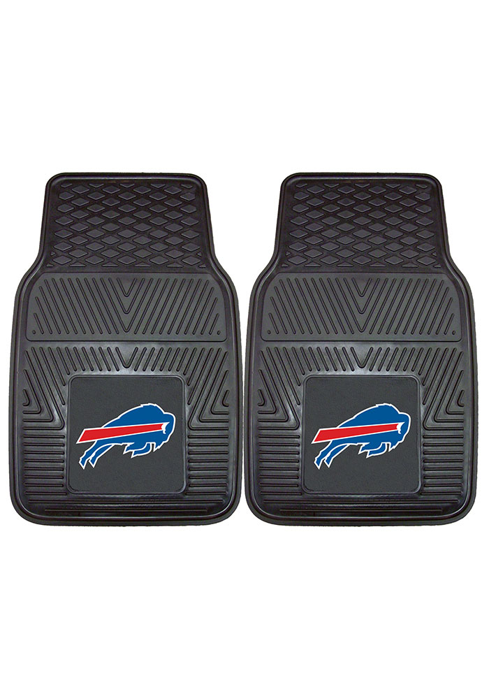 Buffalo Bills 18x27 Vinyl Car Mat - Image 2