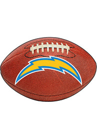 Los Angeles Chargers 22x35 Football Interior Rug