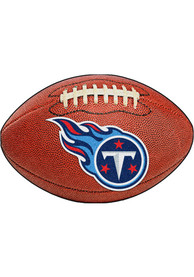 Tennessee Titans 22x35 Football Interior Rug