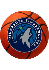 Minnesota Timberwolves 27` Basketball Interior Rug