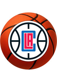 Los Angeles Clippers 27` Basketball Interior Rug