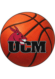 UCM Mules 27` Basketball Interior Rug