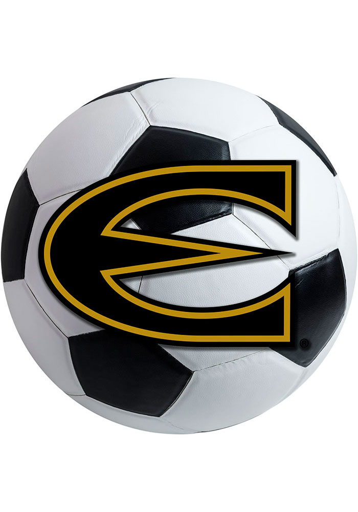 Emporia State Hornets 27 Inch Soccer Interior Rug - Image 1