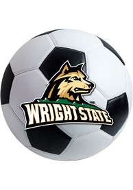 Wright State Raiders 27 Inch Soccer Interior Rug