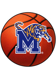 Memphis Tigers 27` Basketball Interior Rug