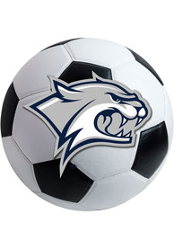 UNH Wildcats 27 Inch Soccer Interior Rug